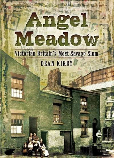 Angel Meadow book cover