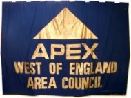 APEX West of England Area Council banner