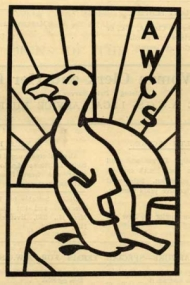 Association of Women Clerks and Secretaries logo