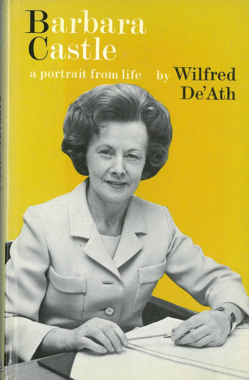 Barbara Castle book cover