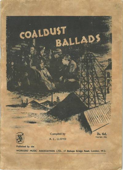 Cover of Coaldust Ballads