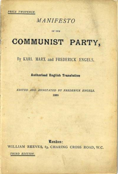 an essay on communism and karl marx Conflict theory, karl marx, and the communist manifesto in order to understand marx a few terms need to be defined the first is bourgeoisie these are the.