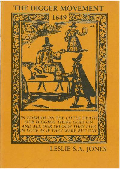 Cover of The Digger Movement 1649
