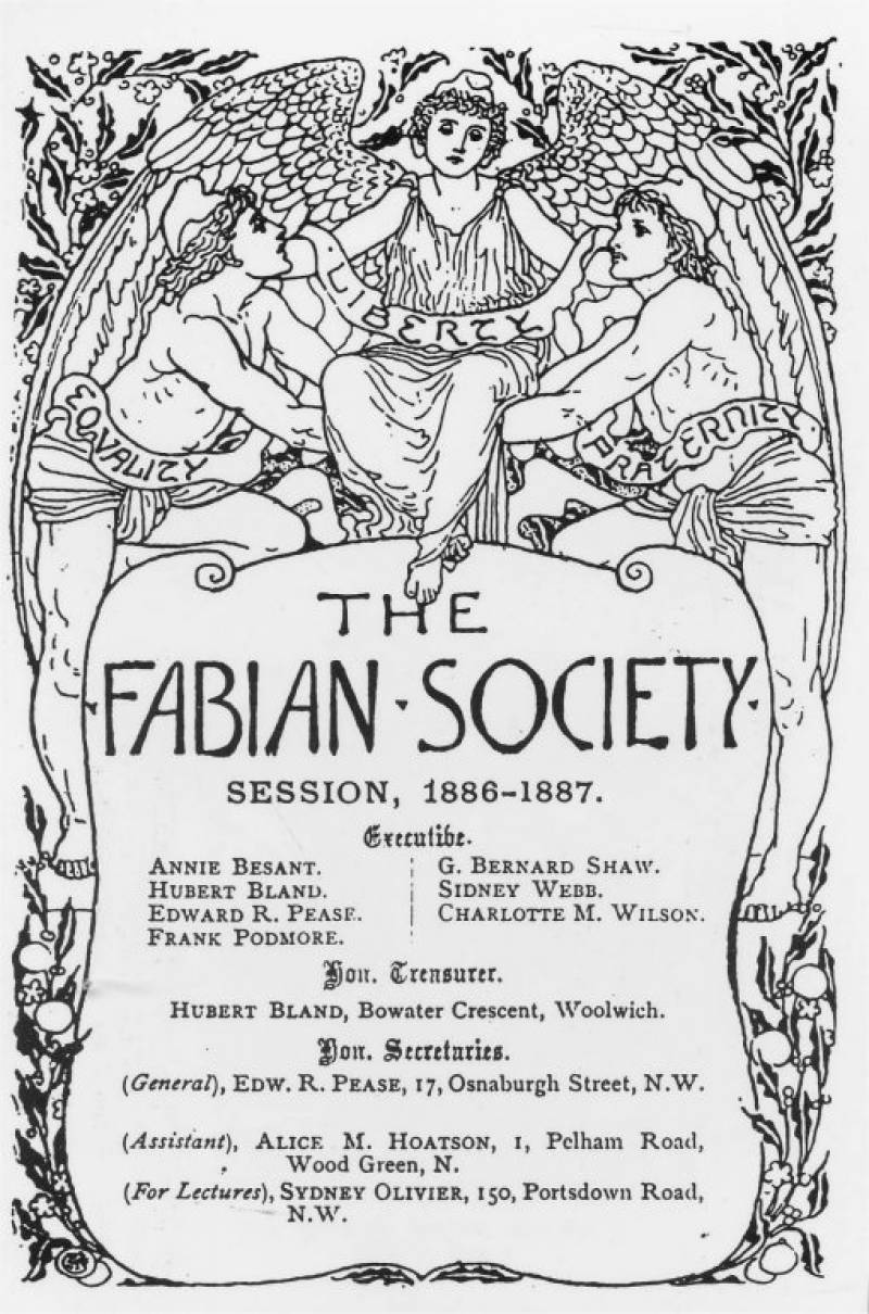 Fabian Society publication