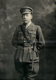 Francis Fletcher Vane in uniform