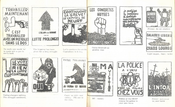 wcml may 1968 france revolution posters objects of the month 2009