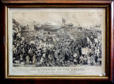 Gathering of the Unions, Birmingham, 7 May 1832