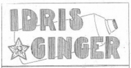 Header from Idris Ginger: a Communist Party paper for Idris workers