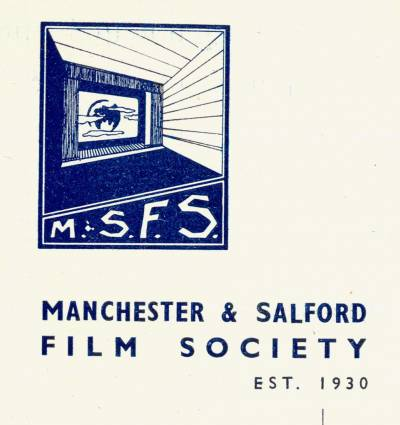 Logo of the Manchester and Salford Film Society