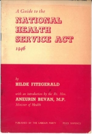 Guide to the NHS Act - cover