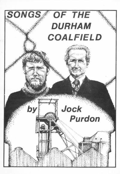 Cover of Songs of the Durham Coalfield