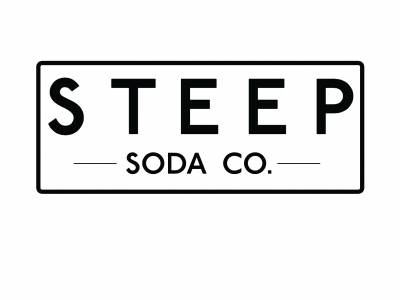 Steep Soda logo