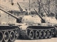 Tanks on Hungarian street, 1956