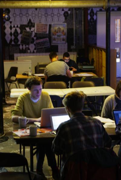 Unlocking Ideas Worth Fighting For project hackathon