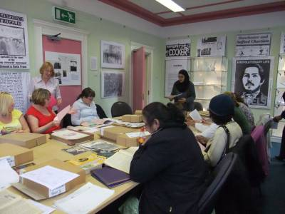 Workers Education Association women's writing group