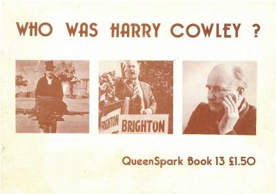 Cover of Who was Harry Crowley