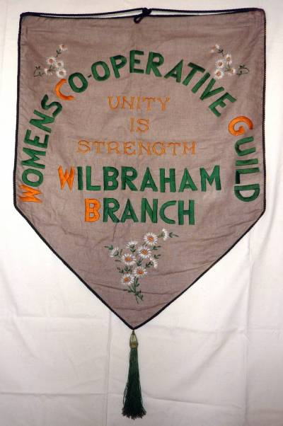 Women's Co-operative Guild, Wilbraham Branch banner