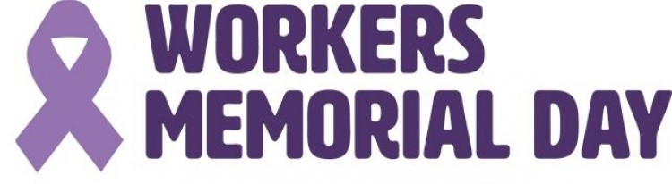 Workers Memorial Day logo