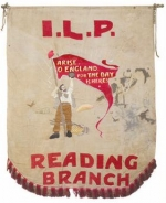 Pack of ten postcards: ILP Reading Branch Banner